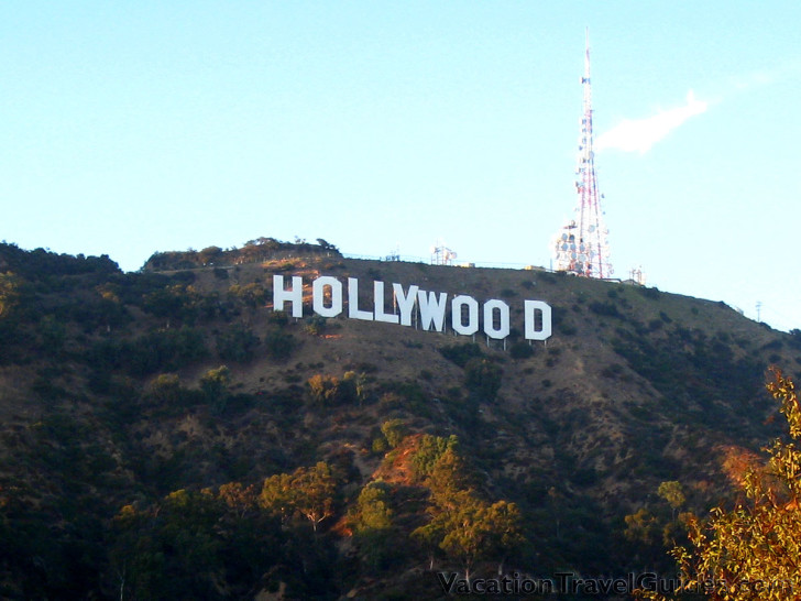 Los Angeles California - Holywood Sign