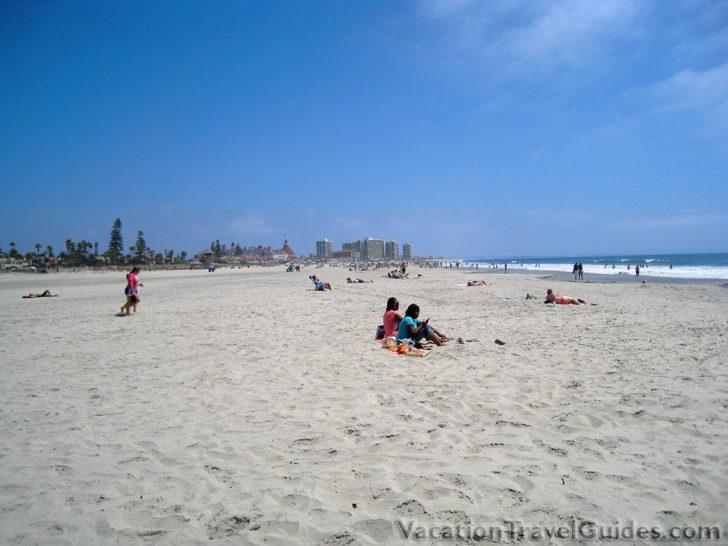 San Diego California - Coronado Beach