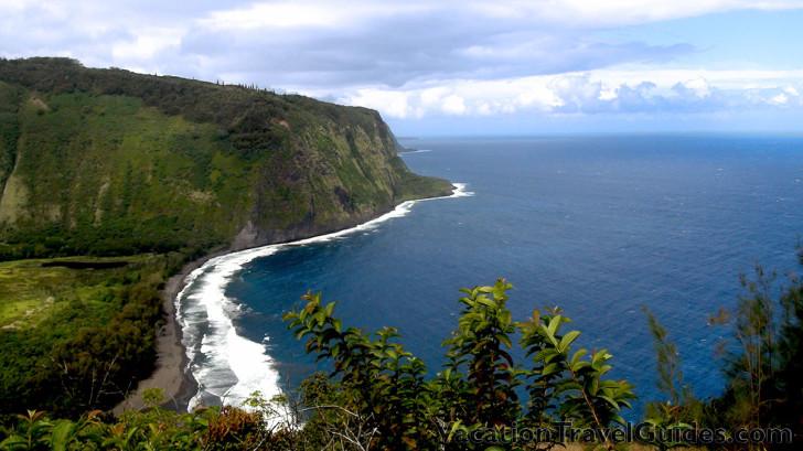 Big Island, Hawaii -Waipio Valley