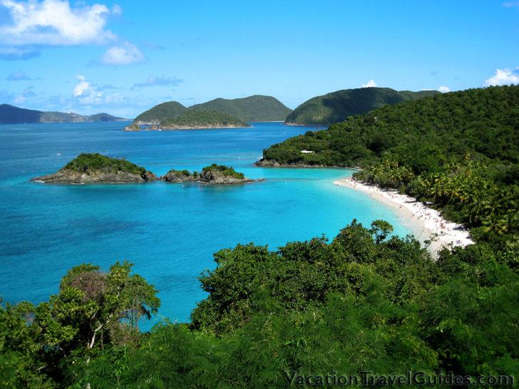 US Virgin Islands - St John Trunk Bay